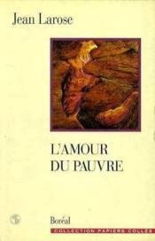 L'Amour Du Pauvre - Couverture - Format classique