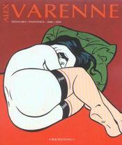 Varenne Peintures 2000 - 2004 - Intérieur - Format classique