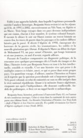 Voyages en postcolonies : Viêt Nam, Algérie, Maroc - 4ème de couverture - Format classique