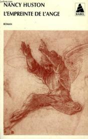 L'empreinte de l'ange - Couverture - Format classique