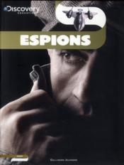 Espions - Couverture - Format classique