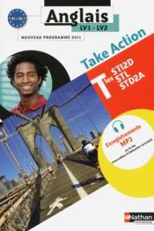 TAKE ACTION ; STI 2d, STL, STD 2 - Couverture - Format classique