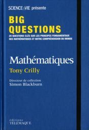Mathématiques - Couverture - Format classique