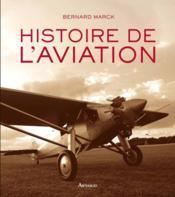 Histoire de l'aviation - Couverture - Format classique