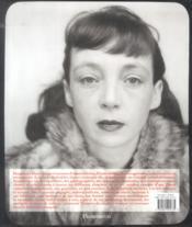 Marguerite Duras - 4ème de couverture - Format classique