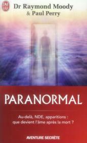 Paranormal - Couverture - Format classique