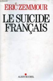Le suicide français - Couverture - Format classique