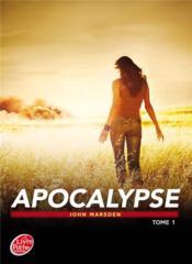 Apocalypse t.1 - Couverture - Format classique