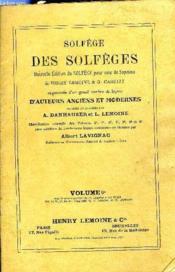 Solfege Des Solfeges Volume 6b - Couverture - Format classique