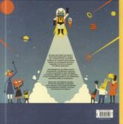 Professeur Astrocat ; aux frontières de l'espace - 4ème de couverture - Format classique