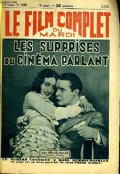 Le Film Complet Du Mardi N° 1125 - 11e Annee - Les Surprises Du Cinema Parlant - Couverture - Format classique