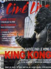CINE LIVE - N° 96- King Kong - Couverture - Format classique