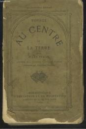 Voyage Au Centre De La Terre. - Couverture - Format classique