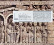 Tympans et portails romans - 4ème de couverture - Format classique