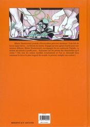 Mr Mastermind T.1 ; A La Poursuite D'Olga - 4ème de couverture - Format classique