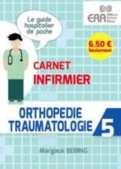 Orthopédie traumatologie - Couverture - Format classique