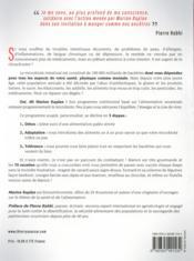 La paléobiotique - 4ème de couverture - Format classique