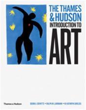The thames & hudson introduction to art - Couverture - Format classique