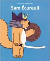 Sam écureuil - Couverture - Format classique