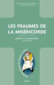 Les psaumes de la miséricorde - Couverture - Format classique