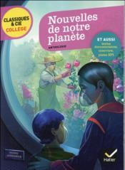 Nouvelles de notre planète - Couverture - Format classique
