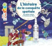 L'histoire de la conquête spatiale - Couverture - Format classique