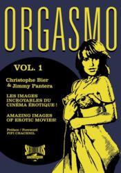 Orgasmo tome 1 - Couverture - Format classique