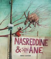 Nasreddine et son âne - Couverture - Format classique