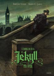 L'étrange cas du Dr. Jekyll et de Mr. Hyde - Couverture - Format classique