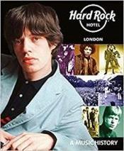 Hard rock hotel a music history - Couverture - Format classique