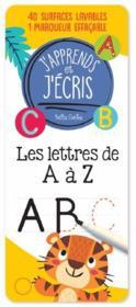 Les lettres de a à z - Couverture - Format classique