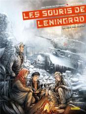 Les souris de Leningrad T.2 ; la ville des morts - Couverture - Format classique