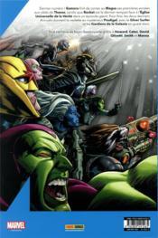 Thanos N.6 - 4ème de couverture - Format classique