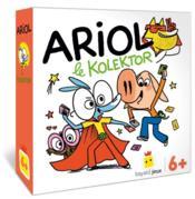 Ariol ; le kolektor ; jeu - Couverture - Format classique