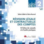 DEC 2 ; révision légale et contractuelle des comptes (édition 2021) - Couverture - Format classique