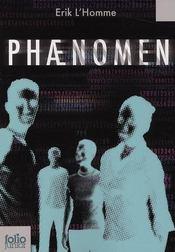Phaenomen t.1 - Intérieur - Format classique