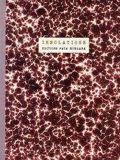Insolations - Intérieur - Format classique