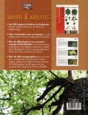 Arbres - 4ème de couverture - Format classique