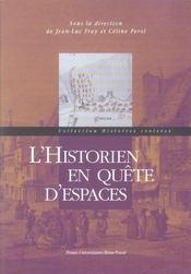 L'Historien En Quete D'Espaces - Intérieur - Format classique