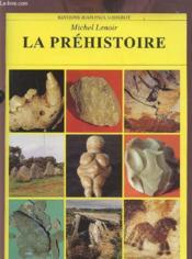 La prehistoire - Couverture - Format classique