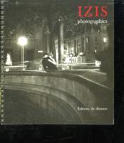 Izis Photographies - Couverture - Format classique