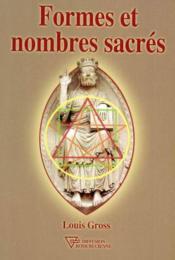 Formes et nombres sacres - Couverture - Format classique