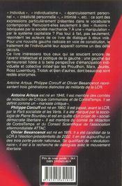 Nouveaux Defis Pour La Gauche Radicale - 4ème de couverture - Format classique