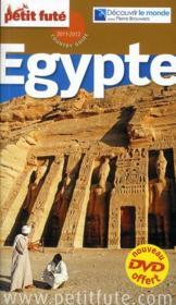 GUIDE PETIT FUTE ; COUNTRY GUIDE ; Egypte (édition 2011) - Couverture - Format classique