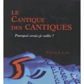 Le cantique des cantiques - Couverture - Format classique