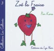 Zoé la fraise - Couverture - Format classique