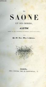La Saone Et Ses Bords, Album, Suivi De La Seine Et Ses Bords - Couverture - Format classique