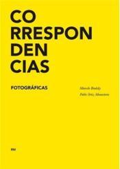 Photographic Correspondences /Anglais - Couverture - Format classique