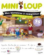 L'anniversaire de Mini-Loup - Couverture - Format classique