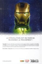 Iron Man T.1 ; croire - 4ème de couverture - Format classique